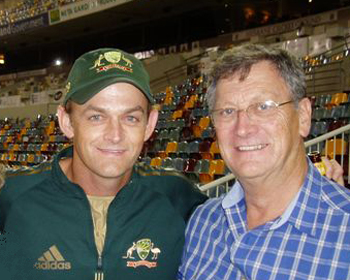 Adam and Stan Gilchrist